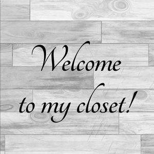 Welcome to My Posh Closet!